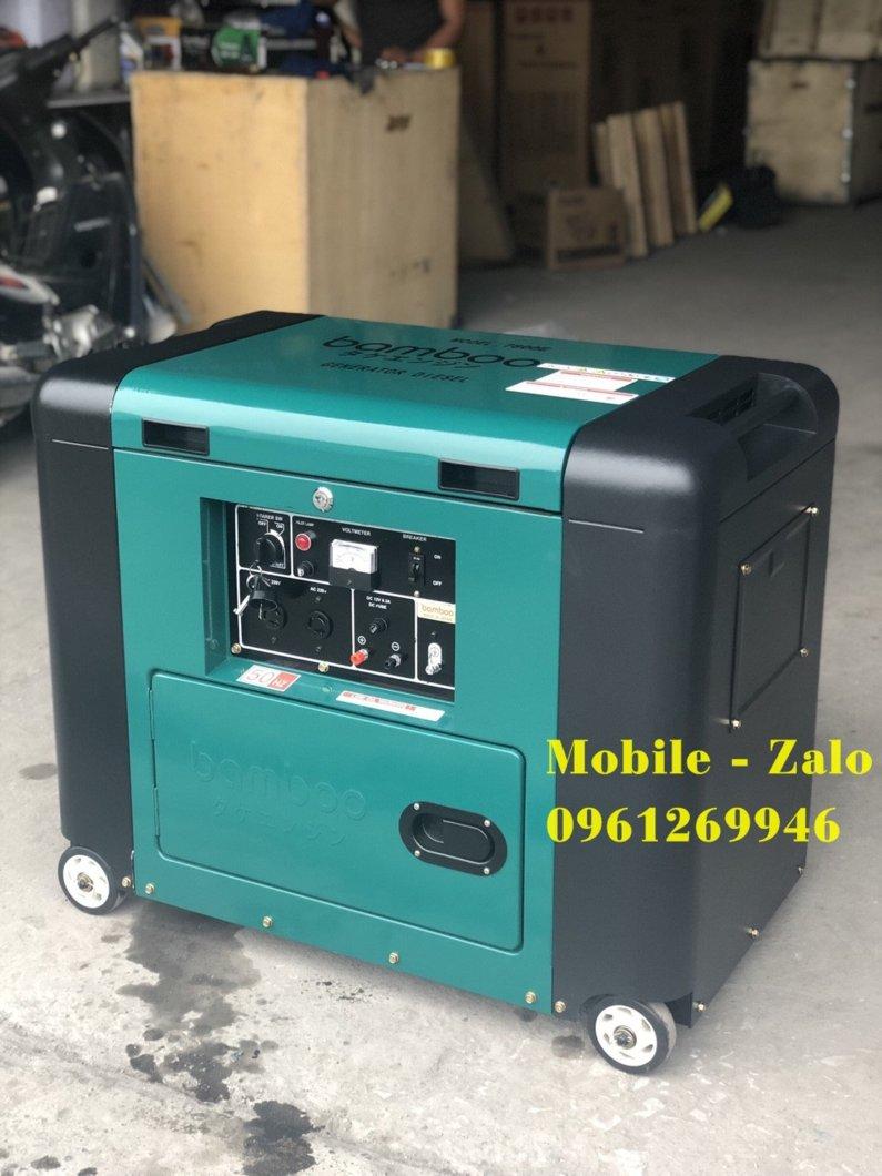 www.kenhraovat.com: Máy phát điện 5kw, 10kw chạy dầu, vỏ chống ồn mua ở đâu