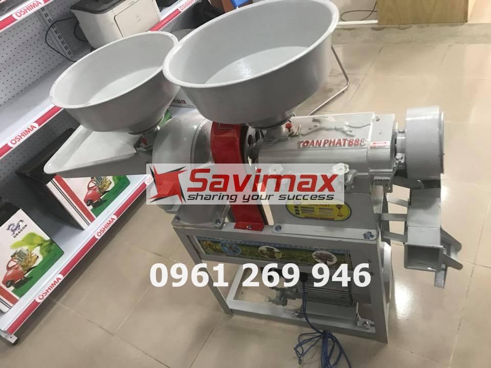 www.kenhraovat.com: Máy xát gạo 2 tác dụng TF888 giá tốt nhất